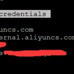 小技巧--用阿里云的OSS对象存储备份你在云上的系统数据